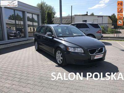 używany Volvo V50 2.0 Salon Polska!!!Serwisowany-Bezwypadek!!!