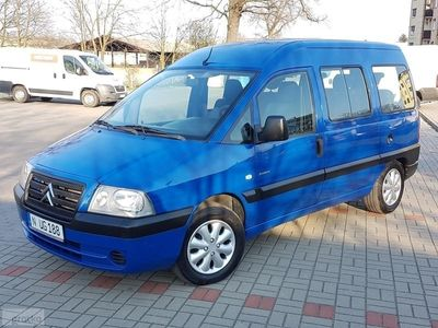 używany Citroën Jumper I Combi 2.0 JTD //9//Osobowy//Klimatyzacja/SuperStan