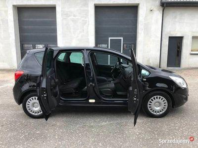 używany Opel Meriva Bezwypadkowa Serwisowana Klimatyzacja Tempomat