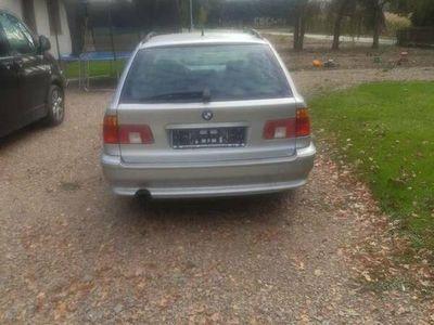 używany BMW 520 i e39