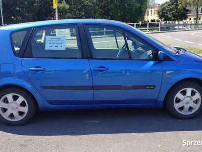 używany Renault Scénic II II 2006r 1,6 LPG gaz PRYWATNIE