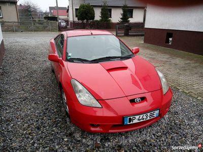 używany Toyota Celica 1.8 vvti