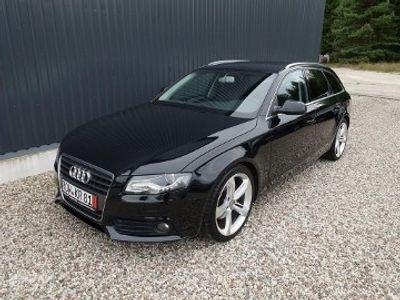 używany Audi A4 IV (B8) Bogate ze Sport Pakietem LEDy navi3G Jak nowe