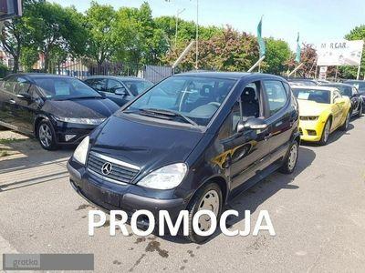 używany Mercedes A170 klasa A A170 CDI 95 KM, LONG, klimatyzac 1.7CDI 95 KM, LONG, klimatyzacja, zadbany
