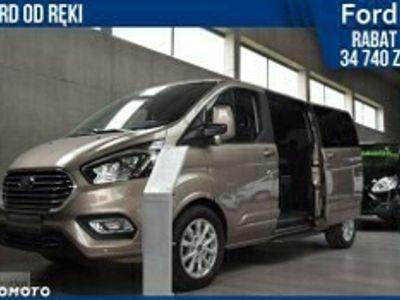 używany Ford Custom T TourneoMCA 185Km Titanium L2 Automat !! Pakiet Premium !! Ro