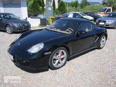 używany Porsche Cayman S Cayman I 3,4 benzyna 296kmsalon Polska