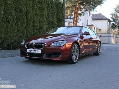 używany BMW 640 SERIA 6 640 i GranCoupe Individual BangOlufsen NightVision AD LED SalonPL