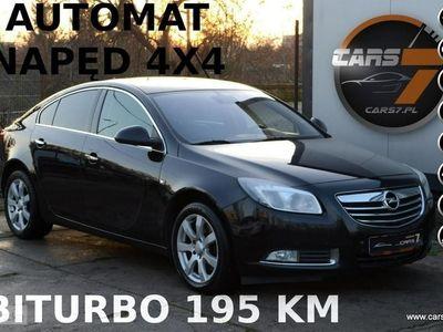 używany Opel Insignia 0dm 195KM 2012r. 199 000km