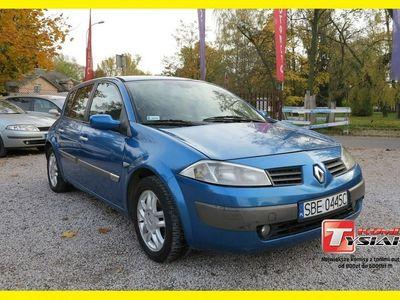używany Renault Mégane !!! Bemowo !!! 1.5 dci diesel, 2005 rok !!! EKONOMICZNY SILNIK !!! II (2002-2008)