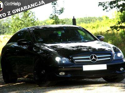 używany Mercedes CLS320 3.0 V6 (320 CDI) 224KM, 100% oryginał, 100% sprawny C219 (2004-2010)