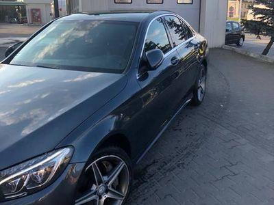 używany Mercedes C250 AMG 211KM 2014r.