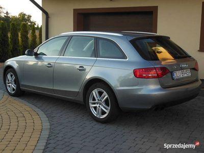 używany Audi A4 Niski przebieg Xenony Alufelgi Partroniki Ledy