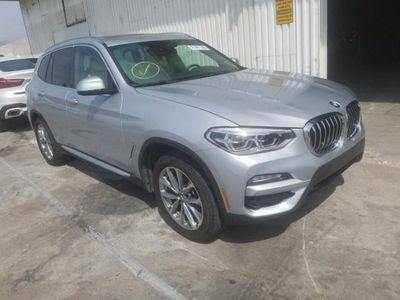 używany BMW X3 sDRIVE 30i 2.0l 248KM autom. 2018