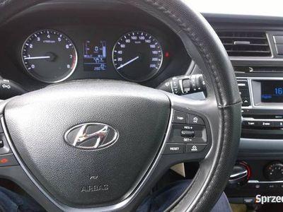 używany Hyundai i20