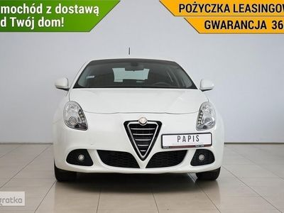 używany Alfa Romeo Giulietta SalonPL Automat 170 KM Tempomat Bluetooth Xenon LED Czuj. park. PAPI