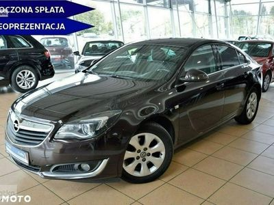 używany Opel Insignia Country Tourer I SalonPL 195 KM 4x4 Automat Executive FV23% Serwis ASO
