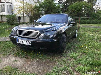 używany Mercedes S320 w220