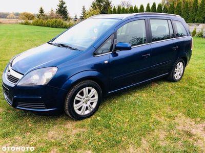 Bardzo dobra 🚘 Kup używane Opel Zafira w Jarocin • 11 tanich Opel Zafira na XQ96