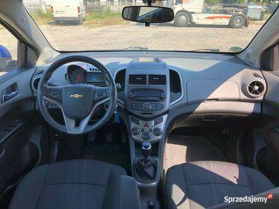 używany Chevrolet Aveo 1.4 Benzyna Klimatyzacja Bezwypadkowy Serwis