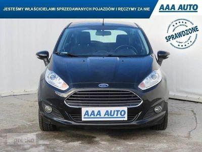 używany Ford Fiesta VI Klima, Podgrzewane siedzienia, Piaseczno