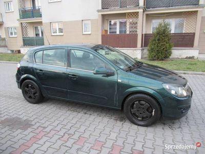używany Opel Astra 2.0 TURBO GAZ SEKWENCJA KLIMA ALUSY SKÓRY XENON