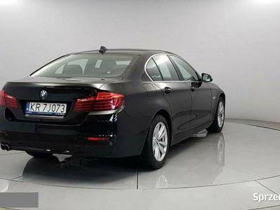 używany BMW 518 518 D Automat SEDAN KR7J073 Krajowy, Serwisowany, FV23% F10 (2009-2017)