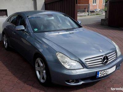 używany Mercedes CLS350