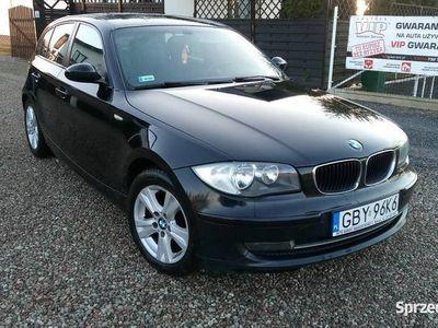 używany BMW 116 LIFT 2009 rok Zadbany /Doinwestowany /Serwisowany/