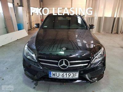 używany Mercedes C200 Klasa C W205 C Klasa [W 205] 13-18,4-Matic 7G-TRONIC