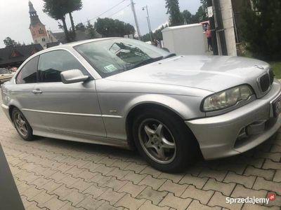 używany BMW 323 e46 Coupe i 2.5 benzyna Anglik zarejestrowany Zamiana