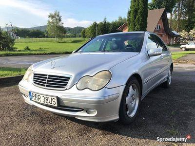 używany Mercedes C200 Klasa CW203 Avantgarde