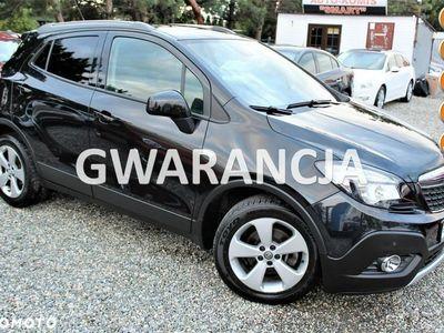 używany Opel Mokka 1.4dm3 140KM 2016r. 54 956km SERWIS / Automat / 1.4 Turbo / 1. Rej. 2016r /