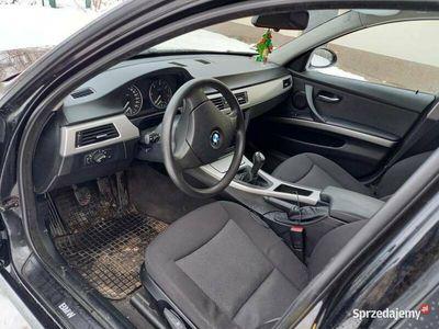 używany BMW 318 E90 d 122km CHIP