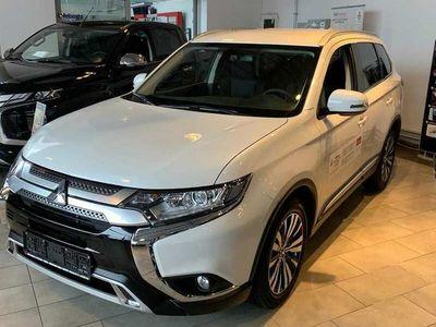używany Mitsubishi Outlander 2.0 150KM CVT 4WD wersja Intense Comfort