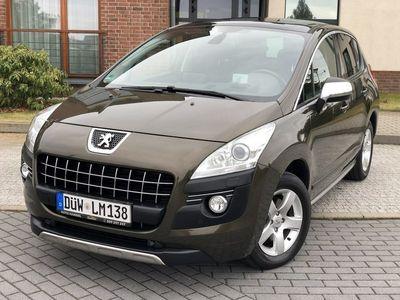 używany Peugeot 3008 1.6dm 156KM 2009r. 142 580km