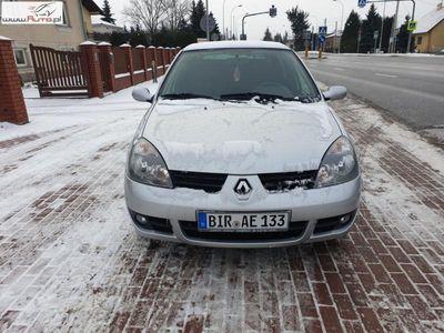 używany Renault Clio 1.2dm3 75KM 2008r. 88 000km ABS