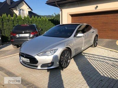 used Tesla Model S S85 ELEKTRYCZNY Full LED Skóra Navi 386 KM !