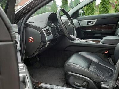 używany Jaguar XF 2.2 l 2014 r