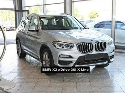 używany BMW X3 xDrive 30i X-Line