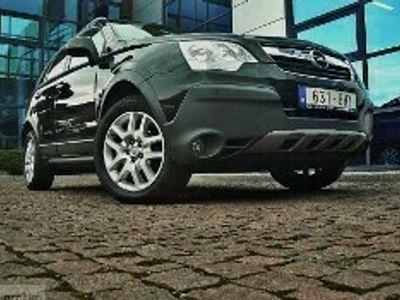 używany Opel Antara 2.4 Benzyna 4x4 140 Km Cosmo Clima Serwis Gwarabcja Nowy Okazja