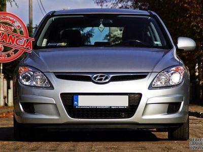 używany Hyundai i30 1.6dm 115KM 2007r. 100 000km