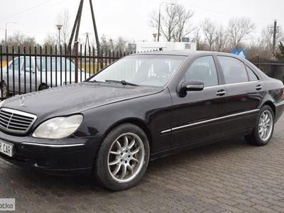 używany Mercedes S400 Klasa S W220CDI L, Suwałki