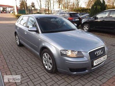 używany Audi A3 II (8P) 1,9diesel 105 KM, Słupsk