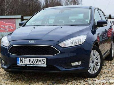 używany Ford Focus 1.5dm 95KM 2016r. 94 000km