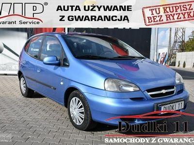 używany Chevrolet Tacuma 1.6dm 105KM 2006r. 193 000km