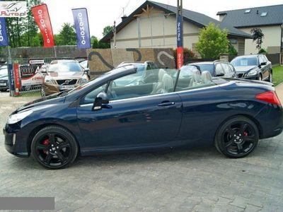 używany Peugeot 308 CC 1.6T 156KM Full Opcja ! Serwis ! 1.6 1.6T 156KM Full Opcja ! Serwis ! Gwarancja ! Opłacony