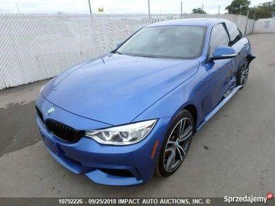 używany BMW M4 GRAN COUPE 3.0 313KM