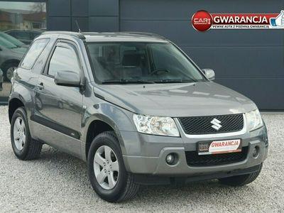 używany Suzuki Grand Vitara 1.6 Benzyna+106PS+Gwarancja+Opłacona II (2005-)