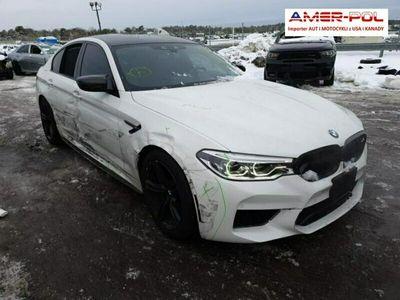 używany BMW M5 4.4dm 600KM 2019r. 18 000km
