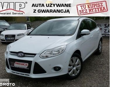 used Ford Focus III 1,0 125km Econetic Technology JAK NOWY Sam Parkuje